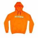 b5OM Bottle Flip Orange Reflective Hoodie