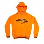 b5OM Logo Orange Hoodie
