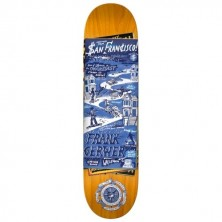 Maps To Skaters Homes Gerwer 8.38""