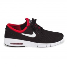Stefan Janoski Max - black/white -university red