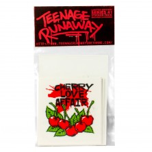 Teenage Runaway Sticker Pack series 1