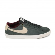 Blazer Low GT - grove green / phantom-team red
