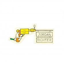 Blind Jordan Richter gun WB ripoff