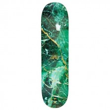 """Peacock Marble Deck Green 8"""""""