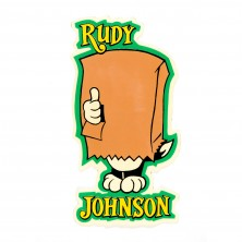 Blind Rudy Johnson WB ripoff