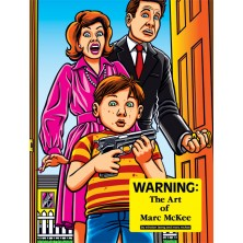 WARNING: The Art of Marc McKee