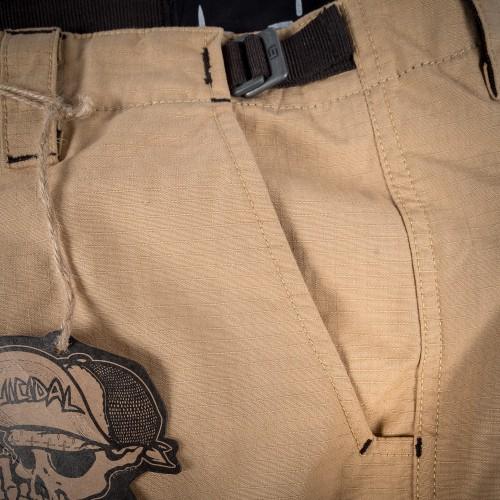 Pantalone Cargo Bastard Suicidal Tendencies edizione limitata