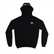 b5OM Black Hoodie