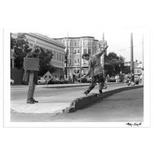 Danny Sargent - Frontside boardslide