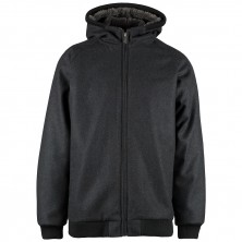 Wool Hooded Coach