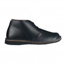 Desert Boot Wide black