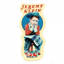 World Industries Jeremy Klein black eye kid