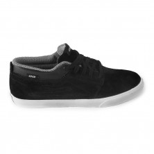 Marc Johnson - black/suede
