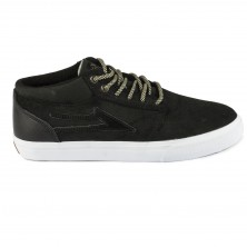 Griffin Mid All-Weather black / oiled suede