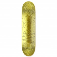 Gorilla Raised Gold Foil Lemos 8.38""