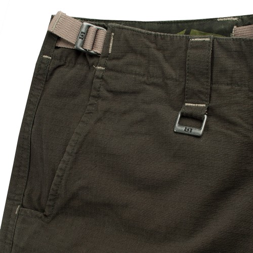 bastard Cargo pants - waist size regulation detail
