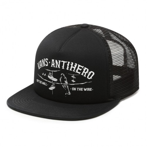 306ba1a15575e bastard store « Vans x AntiHero Wired Trucker - Hats   Gloves - Apparel